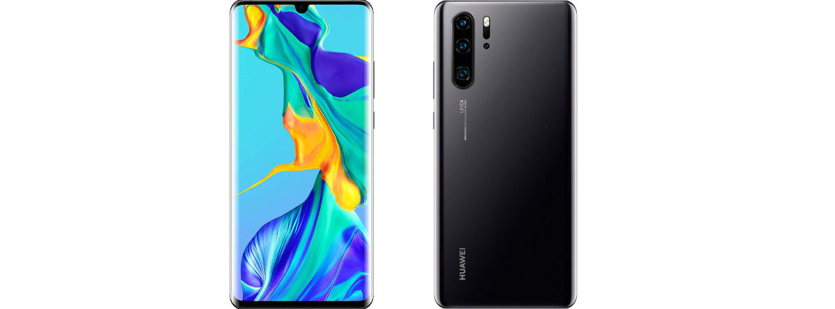 smartphone Android Huawei P30 Pro