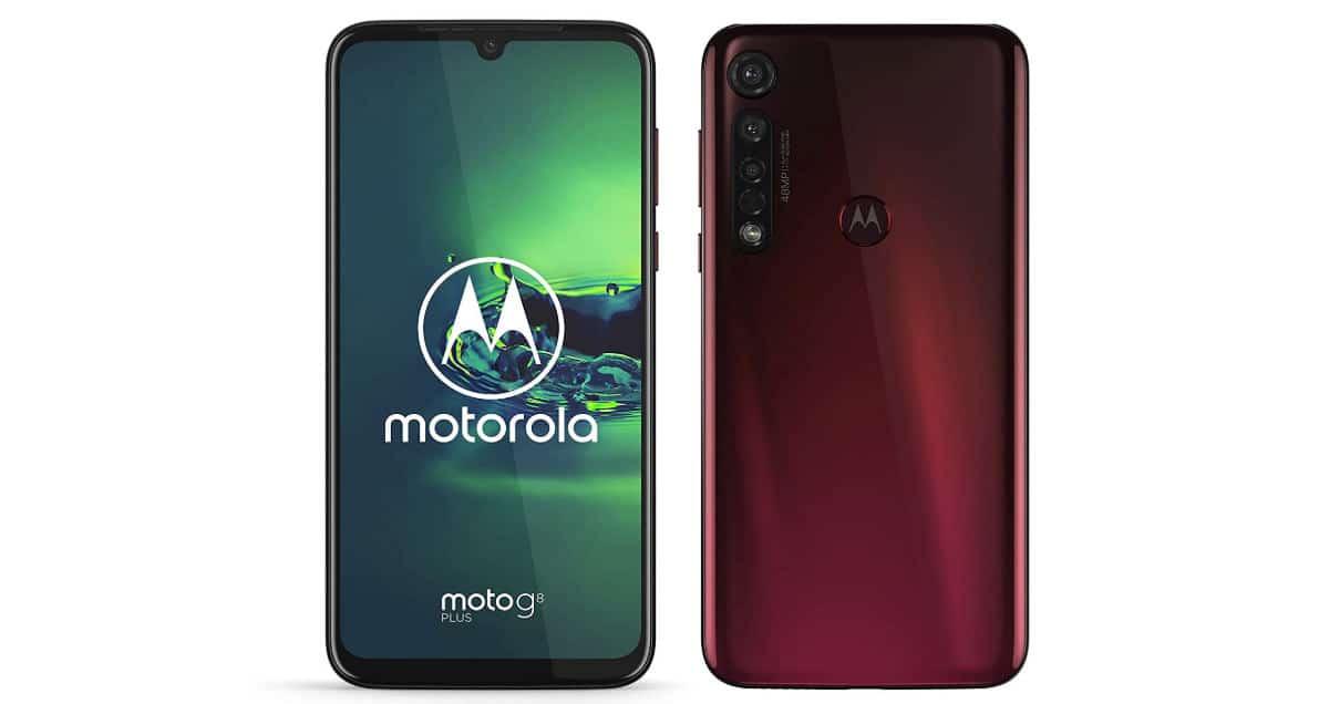 smartphone Android economico Motorola Moto G8 Plus
