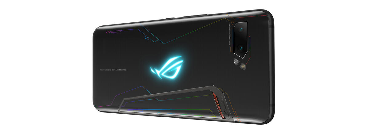smartphone per giocare a Rush Wars ASUS ROG Phone 2