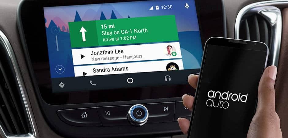 come aggiornare Android Auto