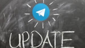 come aggiornare Telegram
