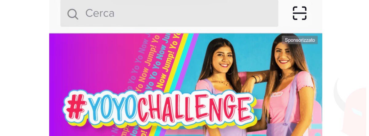 come diventare famosi su TikTok challenge esempio