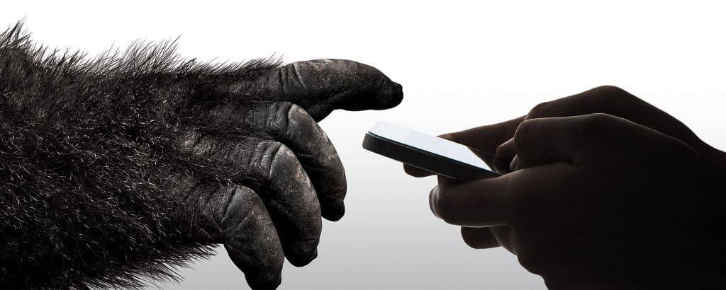 miglior smartphone Samsung Gorilla Glass