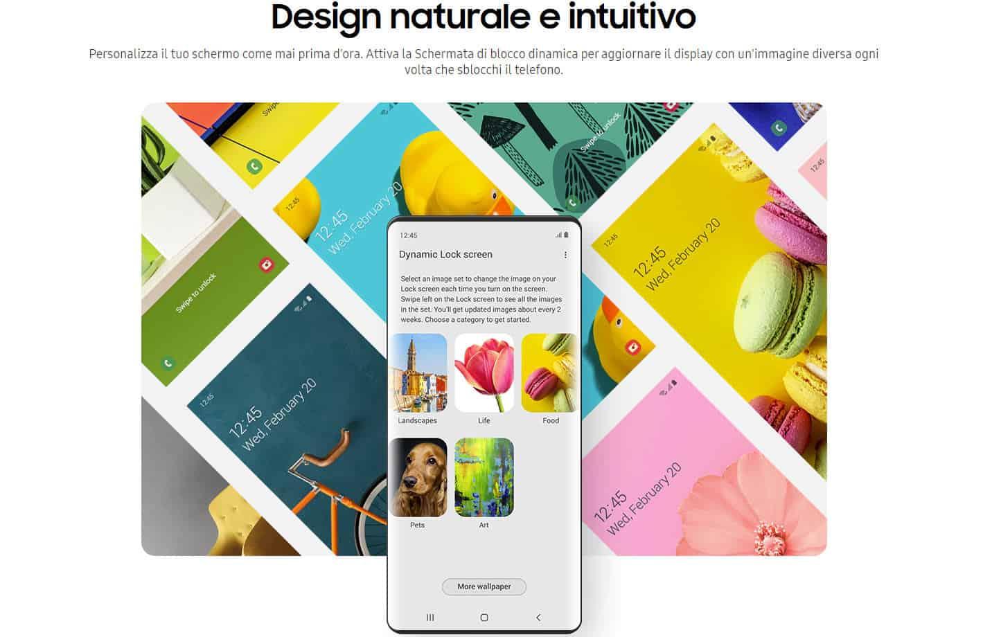 miglior smartphone Samsung One UI