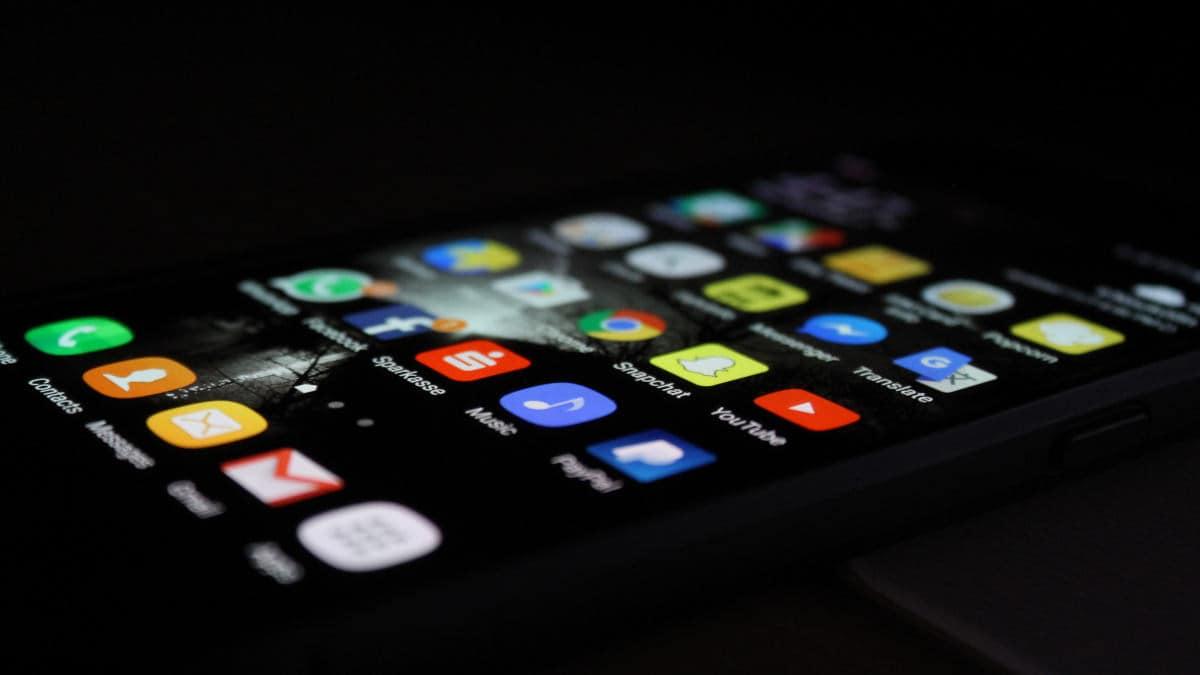 smartphone Android economico esempio launcher