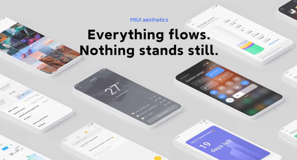 smartphone Xiaomi MIUI