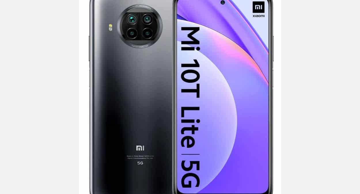 smartphone Xiaomi Mi 10T Lite 5G