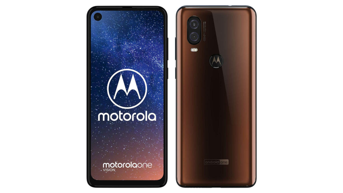 miglior smartphone per WhatsApp Motorola One Vision