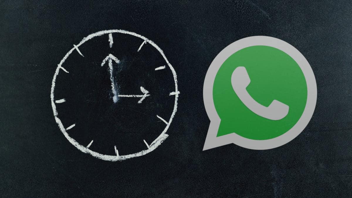 come inviare messaggi WhatsApp che si autodistruggono procedura