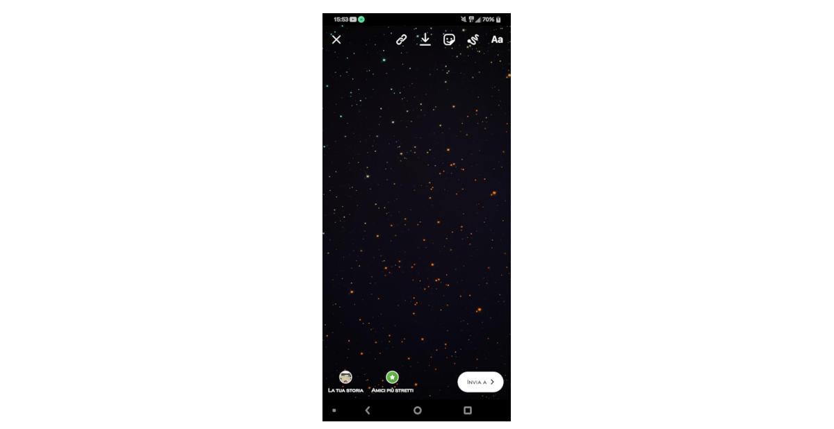 come salvare filtri Instagram download storie con effetti
