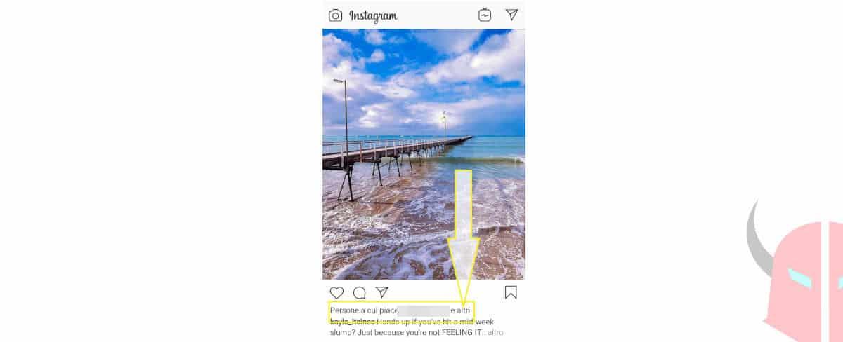 come tornare a vedere i like su Instagram contatore nascosto app