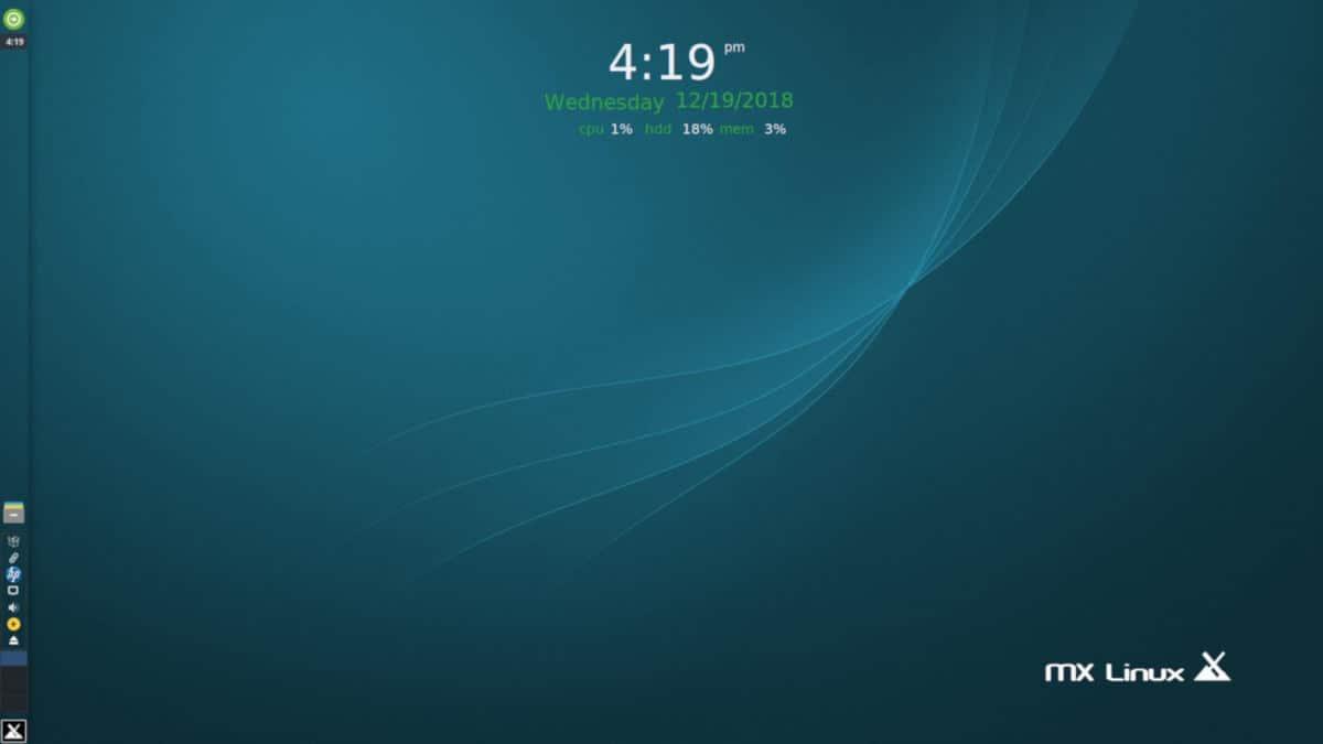 distro Linux denominata MX Linux