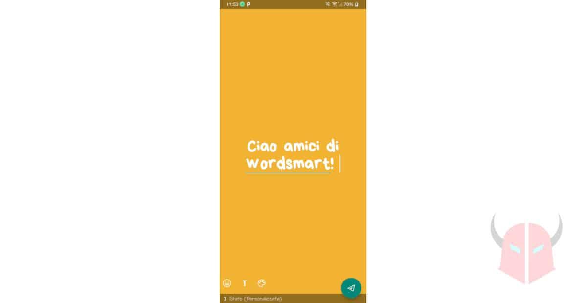 come cambiare colore su WhatsApp aggiornamenti allo stato