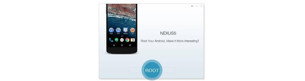 come ottenere i permessi di root su Android software KingoRoot