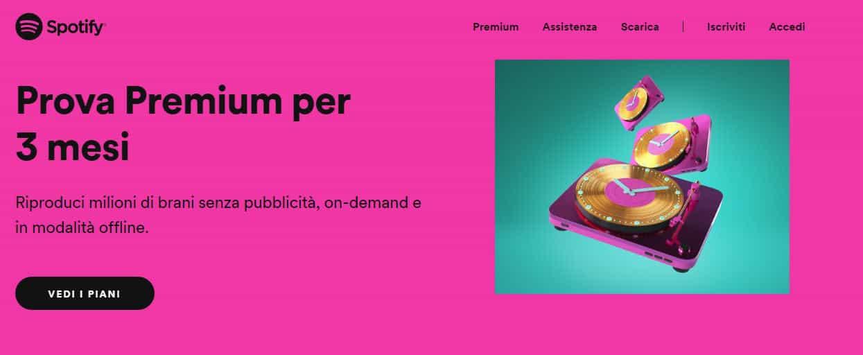 come collegare Alexa a Spotify servizio Premium