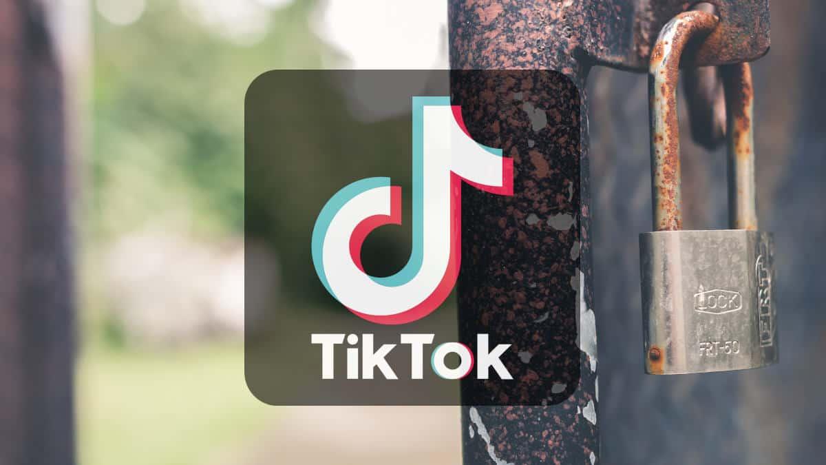 come recuperare account TikTok