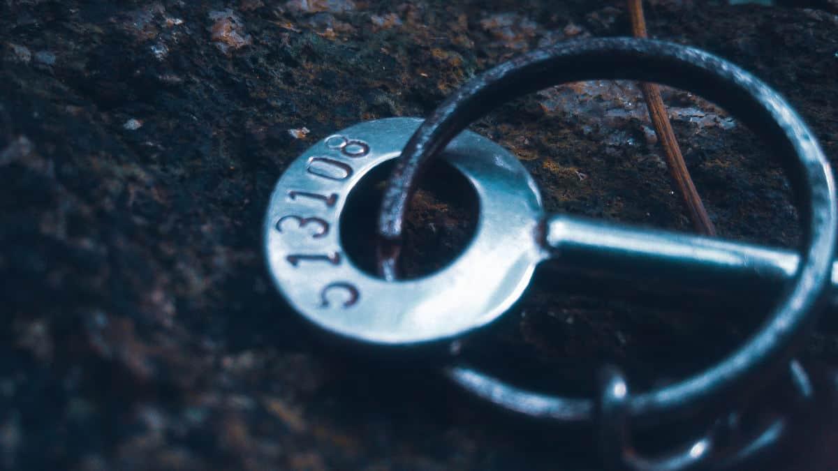come scoprire la password di Instagram rappresentazione di una chiave