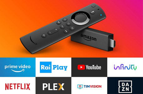 come vedere Amazon Prime Video Fire TV Stick