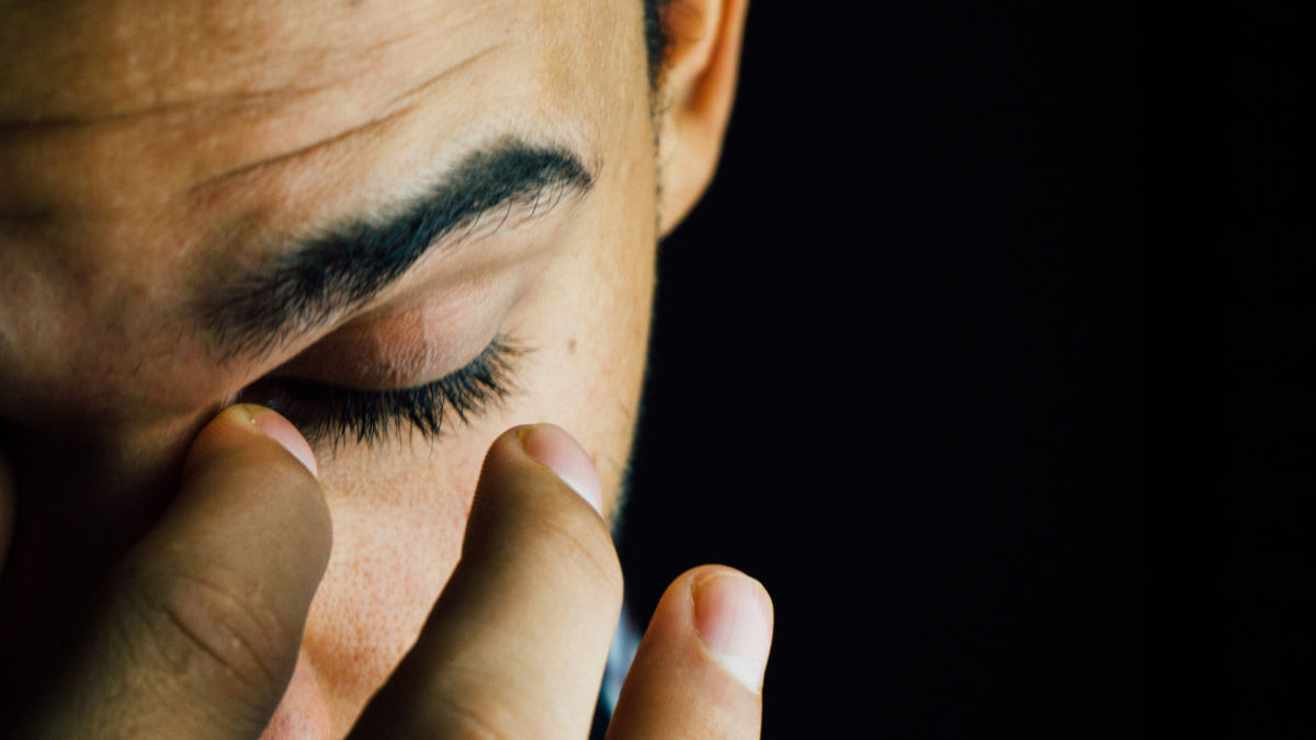 tempo di utilizzo cellulare dolore occhi
