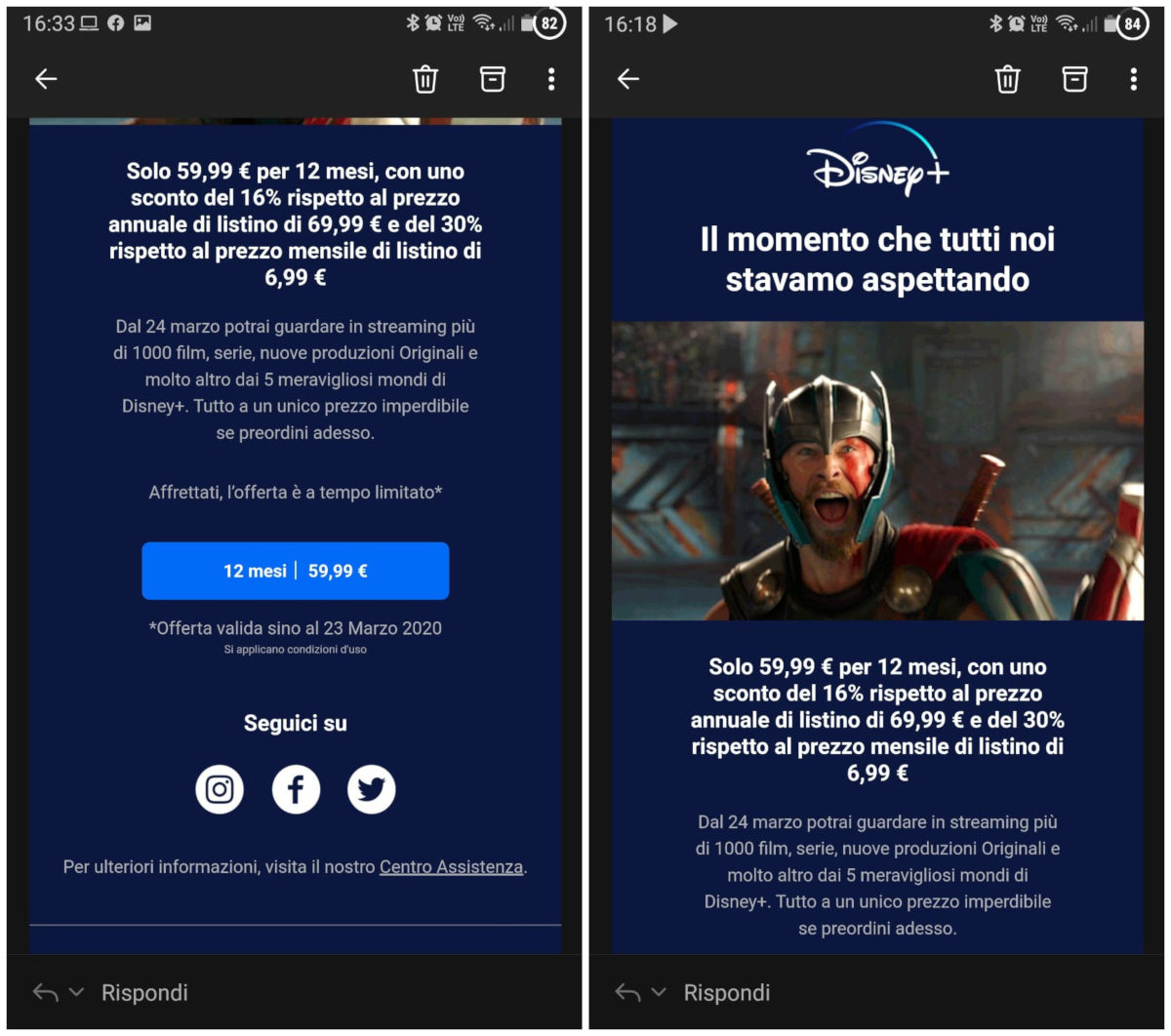 come avere Disney+ prezzi