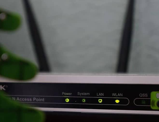 come collegare Alexa al Wi-Fi rete wireless modem
