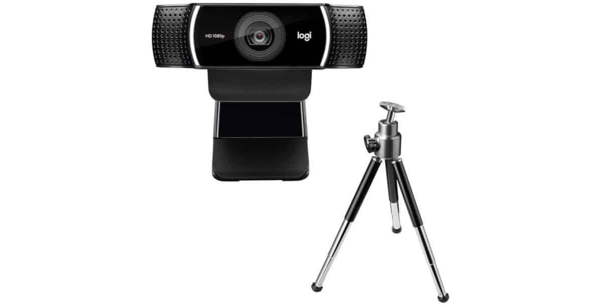 come attivare la webcam su PC esempio Logitech C922