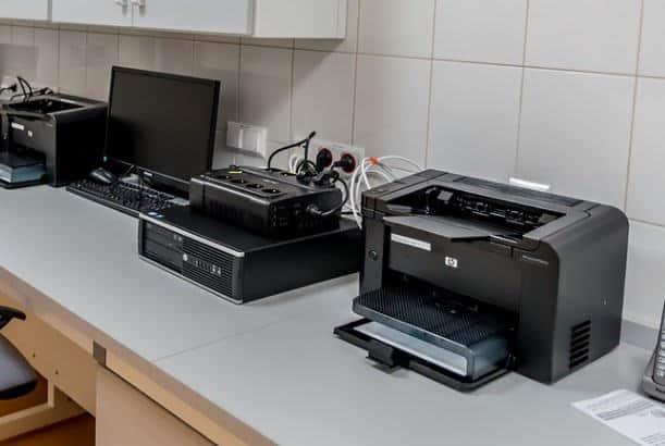 come collegare una stampante Wi-Fi funzionamento