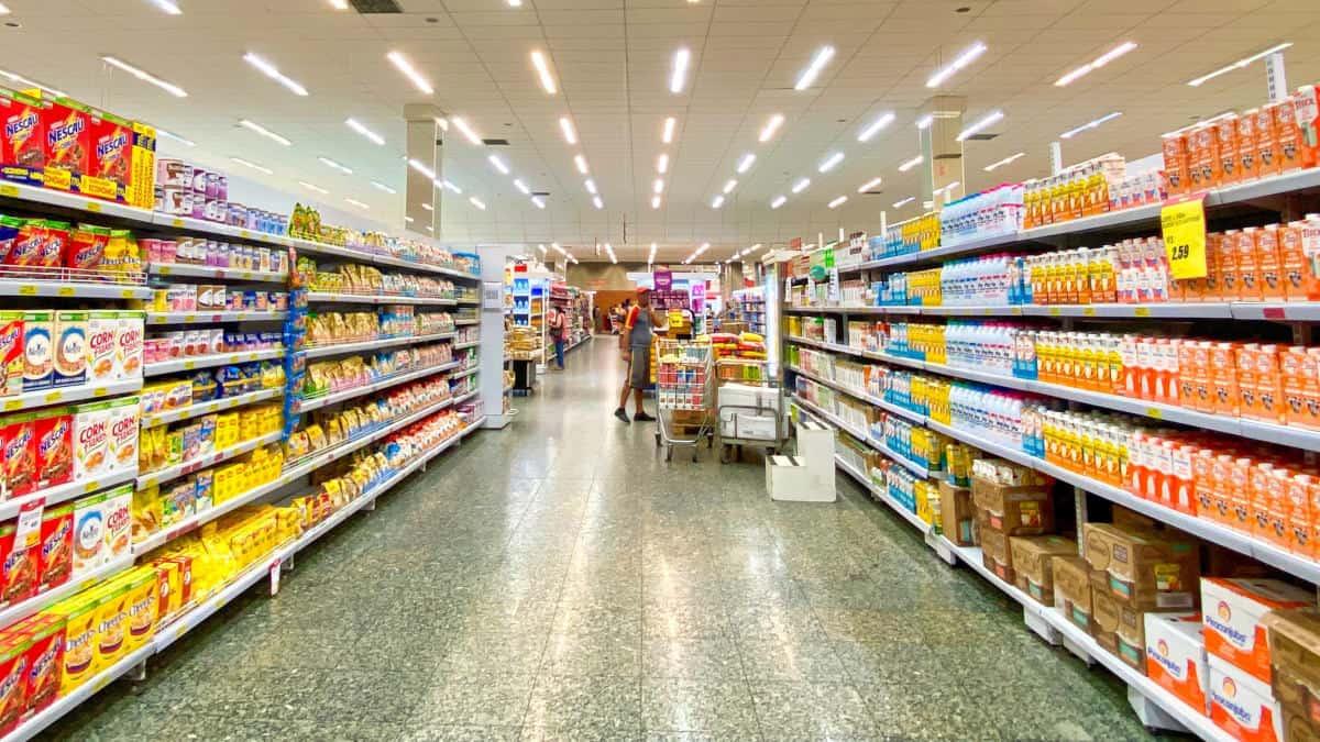 come fare la spesa su Amazon concetto di supermercato