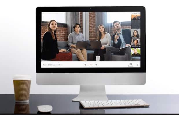 come fare una videoconferenza Google Hangouts Meet