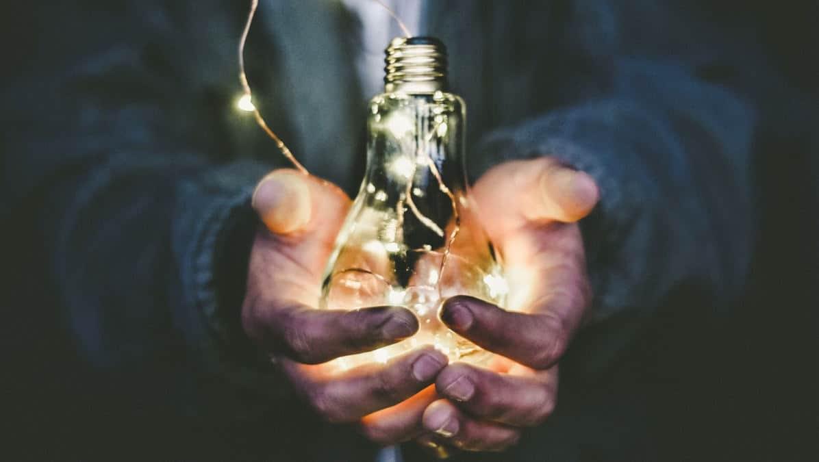 come lavorare da casa concetto di idea
