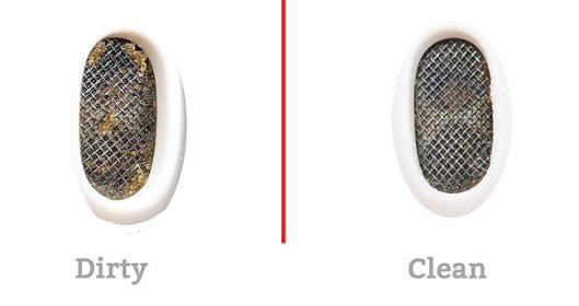 come pulire le AirPods cerume
