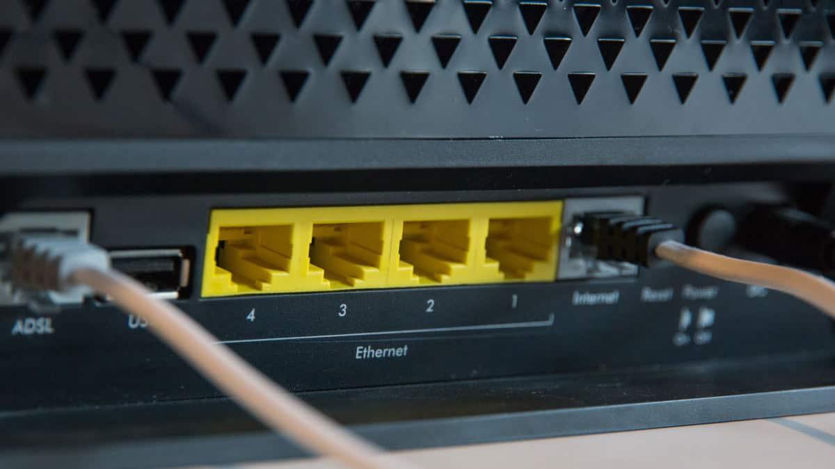 come stampare senza stampante router