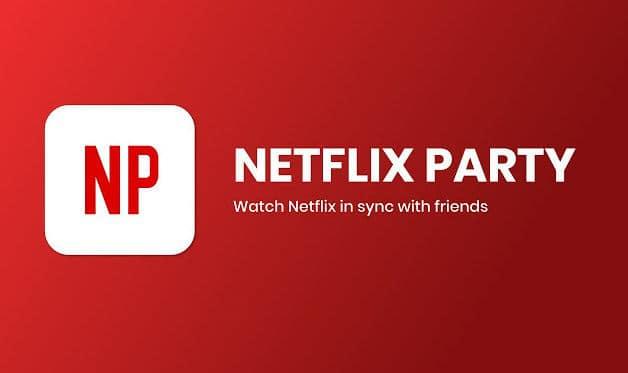 come usare Netflix Party funzionamento