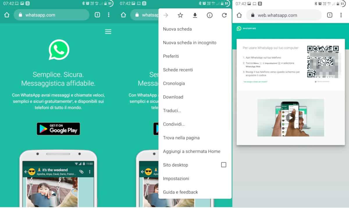 Usare lo smartphone Android come webcam - ChimeraRevo