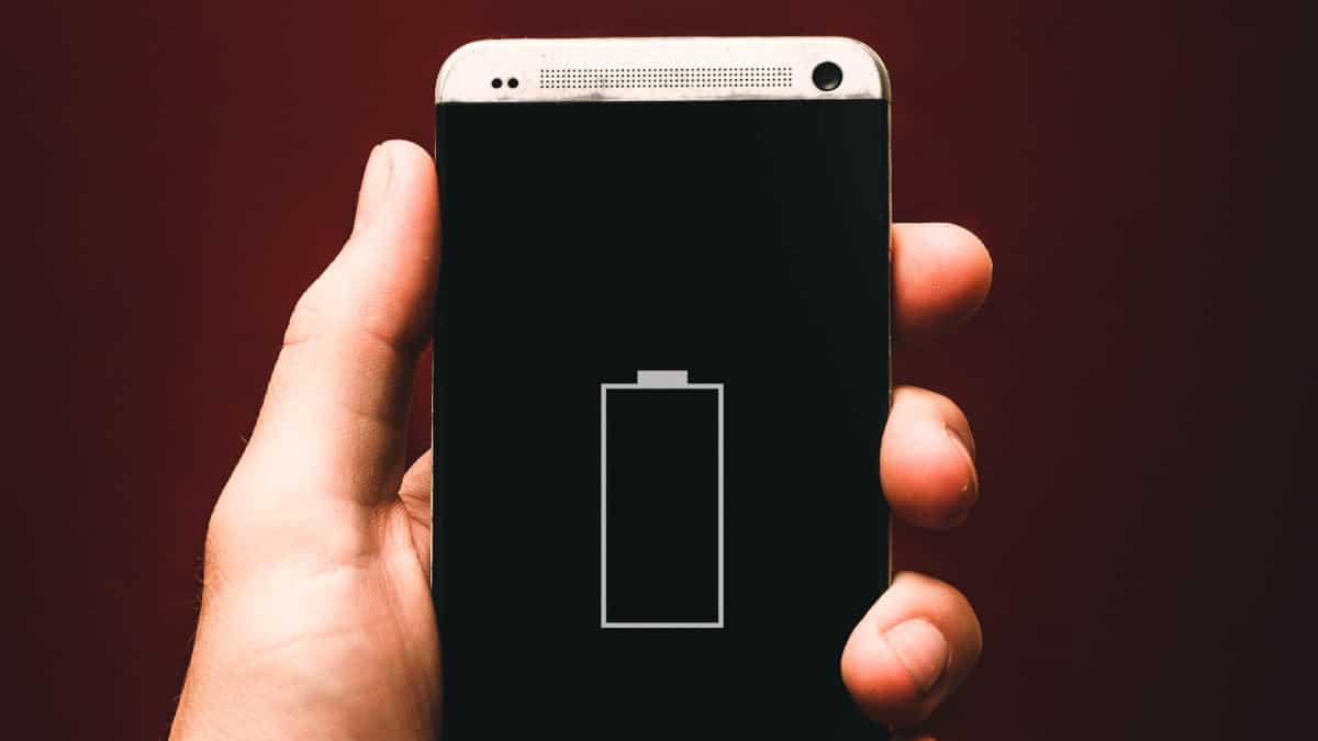 consumo di WhatsApp batteria