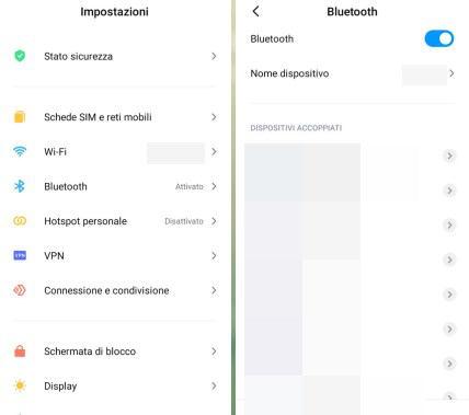 come collegare le cuffie Bluetooth ad Android
