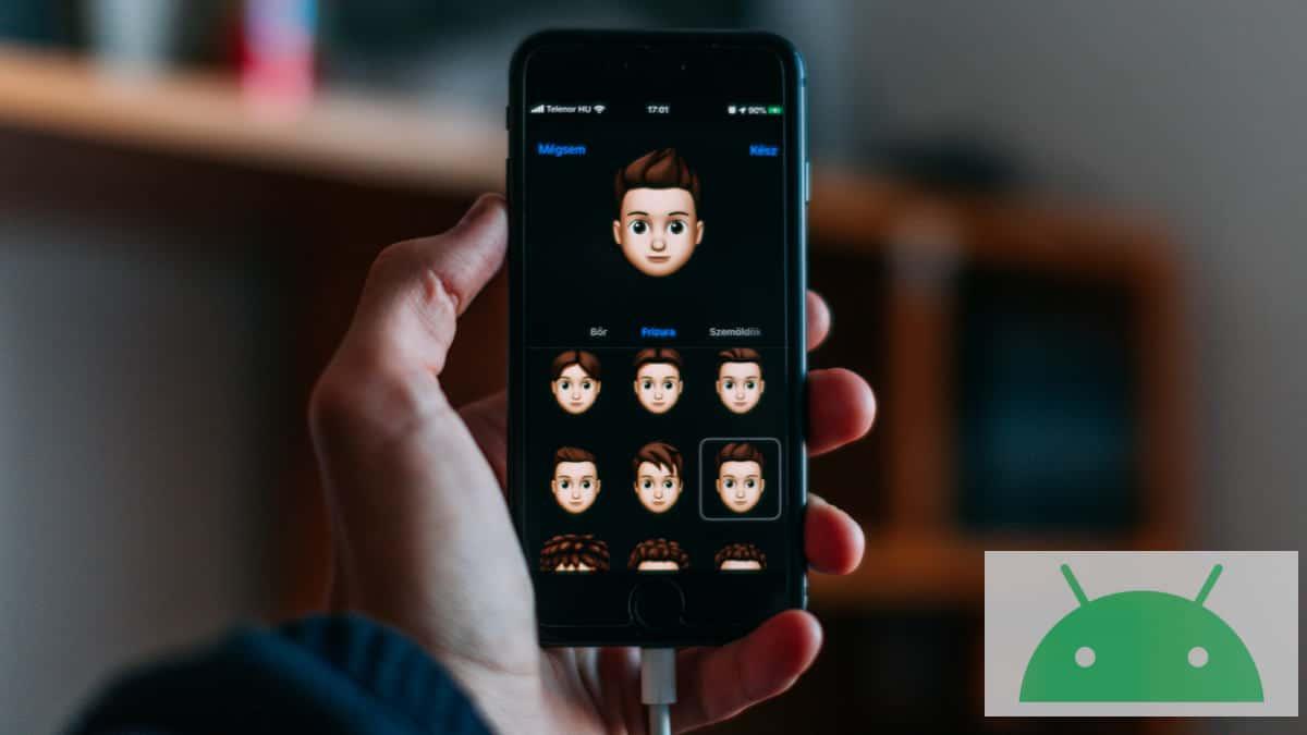 come creare le Memoji su Android