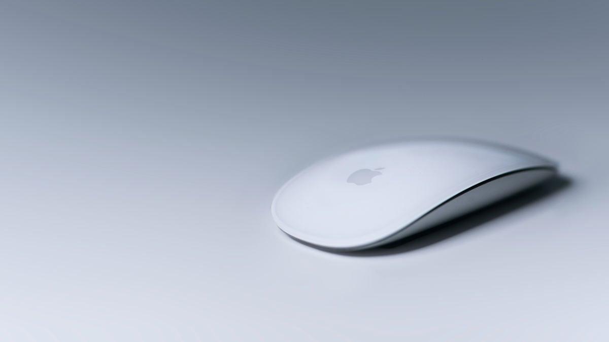 come disinfettare un Mac Magic Mouse
