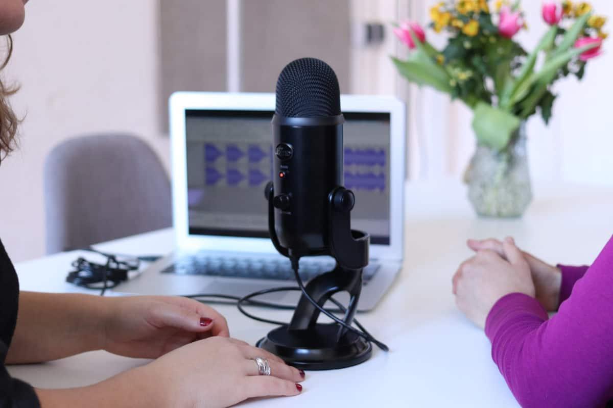 come fare un podcast attrezzatura