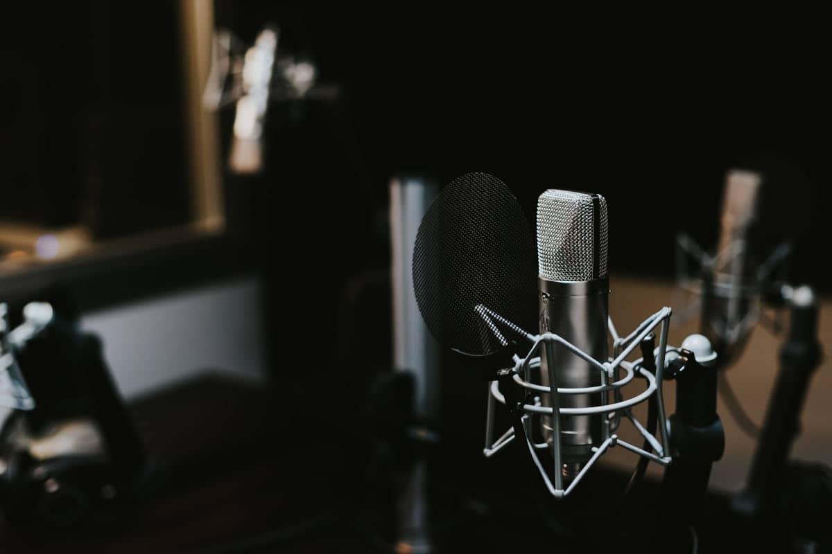 come fare un podcast concetto di qualità audio