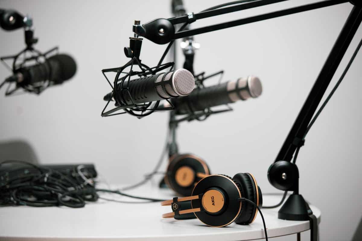 come fare un podcast doppio
