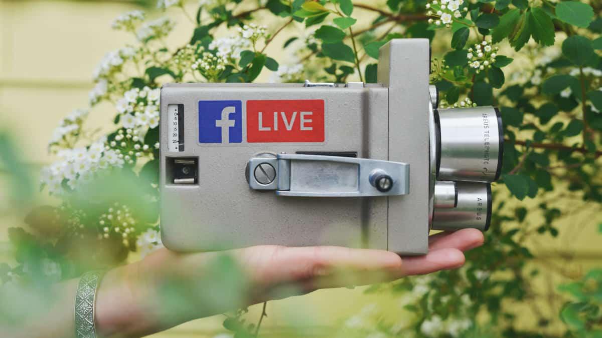 come fare una diretta Facebook