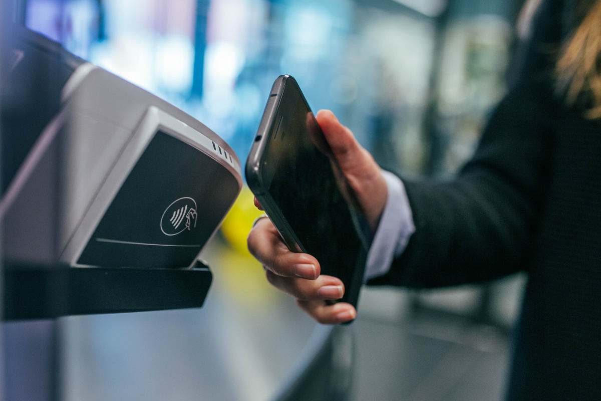 come stampare da Android esempio tecnologia NFC