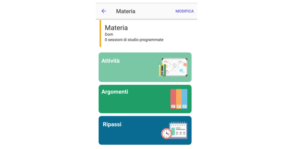 come studiare bene app EasyStudy