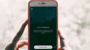 come togliere i commenti da una diretta Instagram