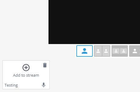 come usare StreamYard aggiungere un flusso alla diretta
