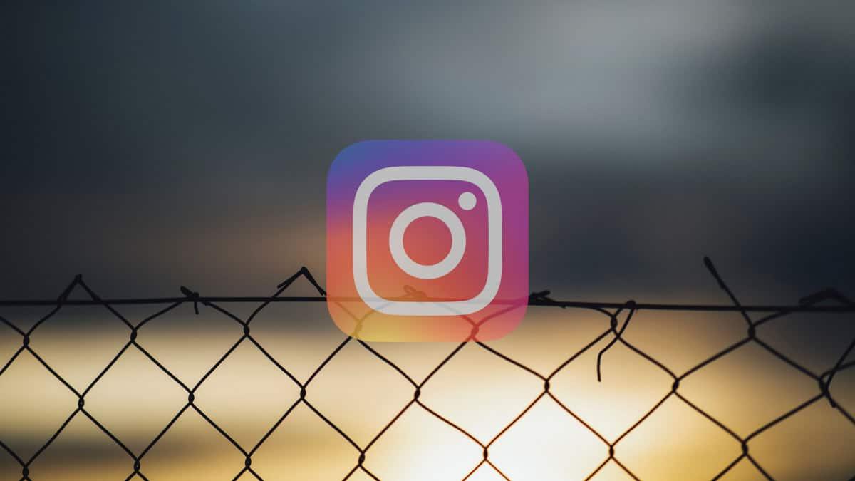 come limitare un account Instagram
