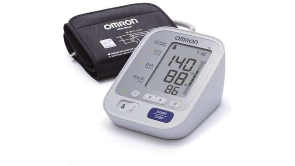 come misurare la pressione sanguigna a casa apparecchio automatico da braccio