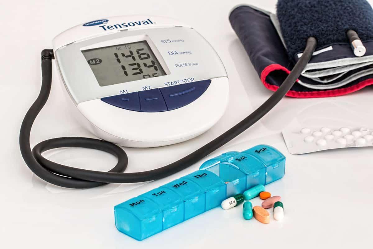 come misurare la pressione sanguigna a casa esempio ipertensione