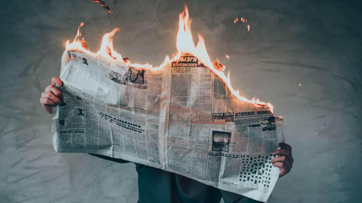 come riconoscere una fake news concetto disinformazione